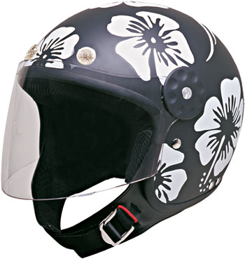 HCI 3/4 Pilot Style - Black and White Redbud