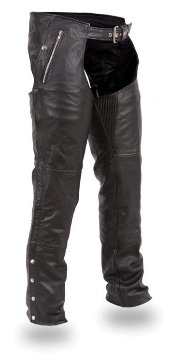 Men's Double Deep Pocket Thermal Chaps